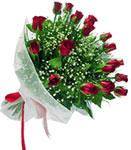 Gümüşhane çiçek online çiçek siparişi  11 adet kirmizi gül buketi sade ve hos sevenler