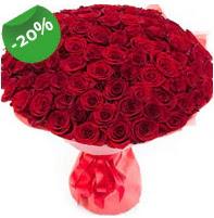 Özel mi Özel buket 101 adet kırmızı gül  Gümüşhane çiçek gönderme sitemiz güvenlidir