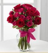 21 adet kırmızı gül tanzimi  Gümüşhane online çiçekçi , çiçek siparişi