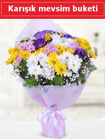 Karışık Kır Çiçeği Buketi  Gümüşhane ucuz çiçek gönder