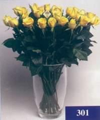 Gümüşhane çiçek yolla  12 adet sari özel güller