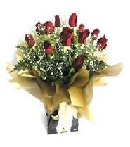 Gümüşhane çiçek mağazası , çiçekçi adresleri  11 adet kirmizi gül  buketi