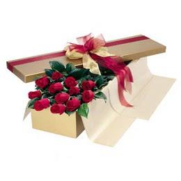 Gümüşhane online çiçekçi , çiçek siparişi  10 adet kutu özel kutu