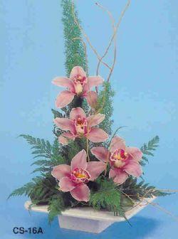 Gümüşhane online çiçek gönderme sipariş  vazoda 4 adet orkide