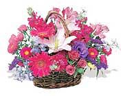 küçük karisik özel sepet   Gümüşhane çiçek gönderme