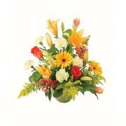karisik renkli çiçekler tanzim   Gümüşhane çiçekçiler