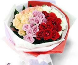 SEVENLERE ÖZEL 51 ADET GÜL  Gümüşhane çiçek online çiçek siparişi