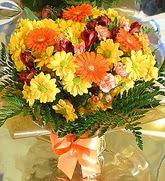 Gümüşhane 14 şubat sevgililer günü çiçek  karma büyük ve gösterisli mevsim demeti