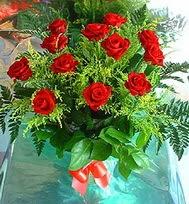 12 adet gül buketi  Gümüşhane çiçek gönderme sitemiz güvenlidir
