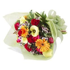 karisik mevsim buketi   Gümüşhane çiçekçi mağazası