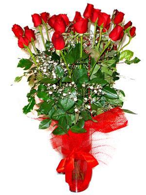 Gümüşhane güvenli kaliteli hızlı çiçek  Çiçek gönder 11 adet kirmizi gül