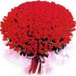 Gümüşhane çiçekçi mağazası  1001 adet kirmizi gülden çiçek tanzimi