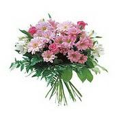 karisik kir çiçek demeti  Gümüşhane cicek , cicekci