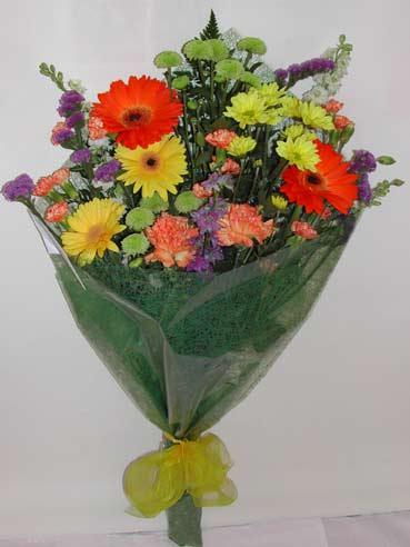 karisik kir çiçek buketi çiçek gönderimi  Gümüşhane online çiçekçi , çiçek siparişi