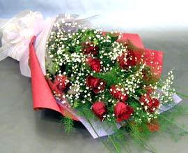 10 adet kirmizi gül çiçegi gönder  Gümüşhane çiçek gönderme sitemiz güvenlidir