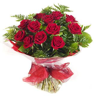Ucuz Çiçek siparisi 11 kirmizi gül buketi  Gümüşhane çiçek gönderme