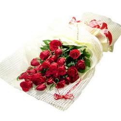 Çiçek gönderme 13 adet kirmizi gül buketi  Gümüşhane cicek , cicekci