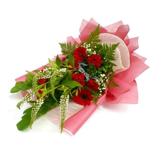 Karisik çiçek buketi mevsim buket  Gümüşhane hediye sevgilime hediye çiçek