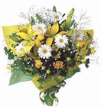 Gümüşhane uluslararası çiçek gönderme  Lilyum ve mevsim çiçekleri
