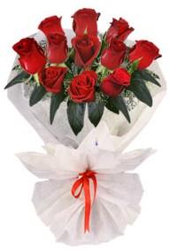 11 adet gül buketi  Gümüşhane çiçek mağazası , çiçekçi adresleri  kirmizi gül