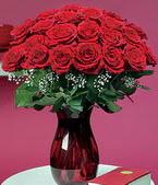Gümüşhane çiçek gönderme  11 adet Vazoda Gül sevenler için ideal seçim