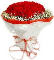 Gümüşhane çiçek servisi , çiçekçi adresleri  41 adet kirmizi gül buketi