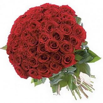 Gümüşhane ucuz çiçek gönder  101 adet kırmızı gül buketi modeli