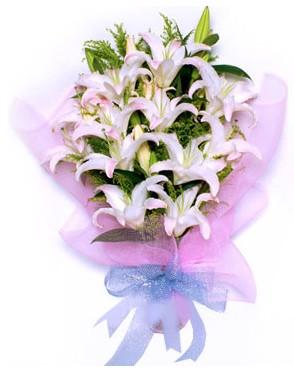 5 dal kazablankadan muhteşem buket  Gümüşhane 14 şubat sevgililer günü çiçek
