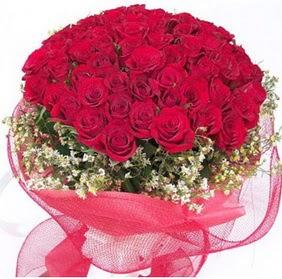 Gümüşhane çiçekçi mağazası  29 adet kırmızı gülden buket