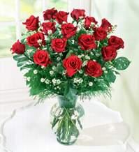 Gümüşhane çiçek online çiçek siparişi  9 adet mika yada vazoda kirmizi güller
