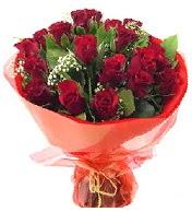 12 adet görsel bir buket tanzimi  Gümüşhane kaliteli taze ve ucuz çiçekler