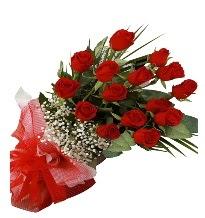 15 kırmızı gül buketi sevgiliye özel  Gümüşhane çiçekçiler