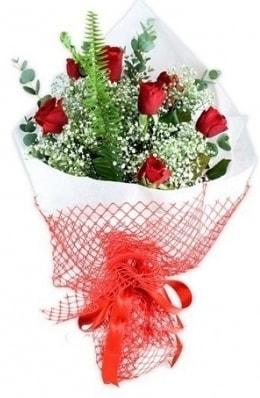 7 adet gülden kız arkadaşıma çiçek  Gümüşhane online çiçek gönderme sipariş