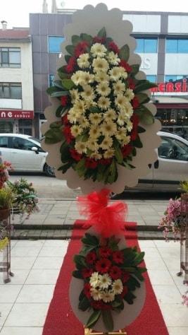 Çift katlı düğün açılış çiçeği  Gümüşhane cicek , cicekci