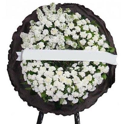 Cenaze çelengi çiçeği modelleri  Gümüşhane çiçek online çiçek siparişi