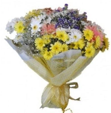 Karışık mevsim çiçeği  Gümüşhane cicek , cicekci